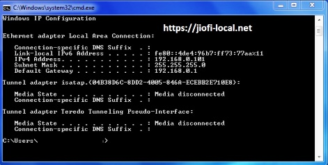 192.168.l.l or 192.168.1.1 Login to Change Default IP Settings for Jiofi 2 / 3 Router