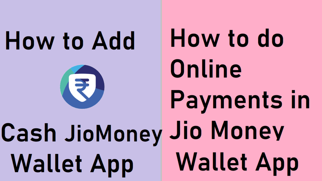 JioMoney Wallet App
